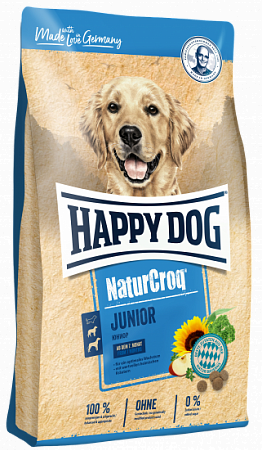 Happy Dog NaturCroq Junior от магазина